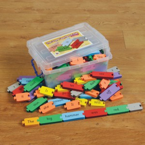 Phonics Super Sentence Tub Phases 2-3 - LI01708
