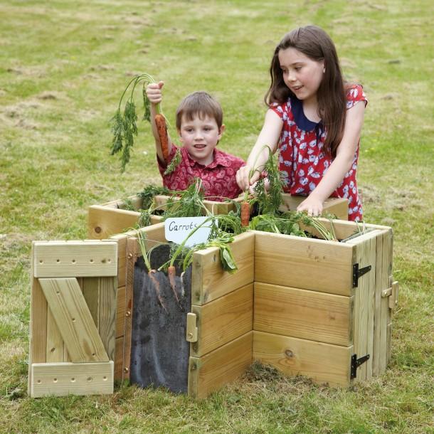 School Gardens Planters