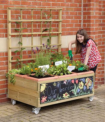 Instant Garden for schools