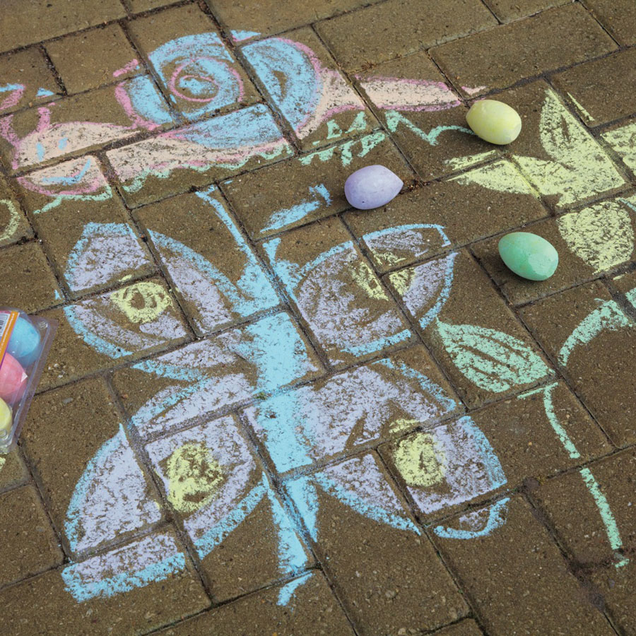 let u0026 39 s get creative with chalk