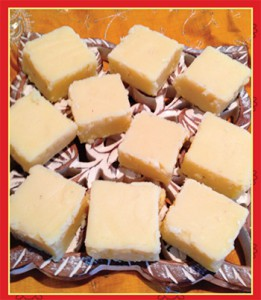 Milk Barfi Recipe