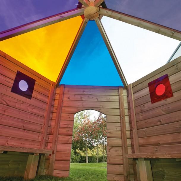 Rainbow Den