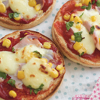 Yummy Muffin Pizzas Tesco Eat Happy Project downloadable resources