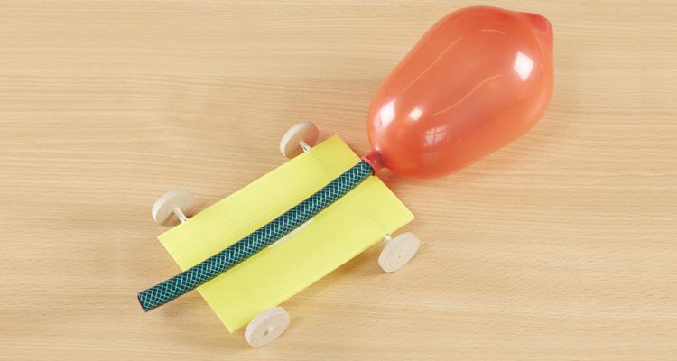 Balloon Buggy