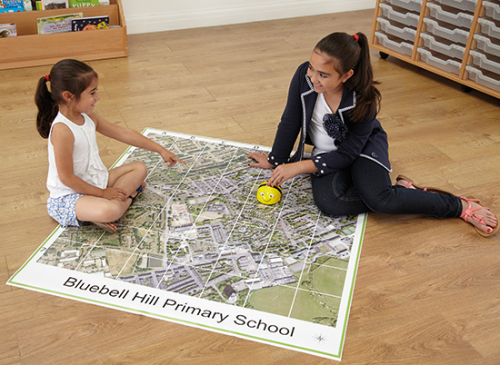 Aerial Mapping in the Classroom