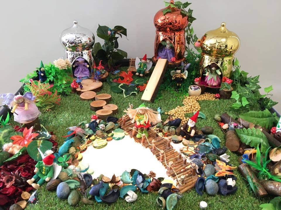 Room On The Broom Toy Set