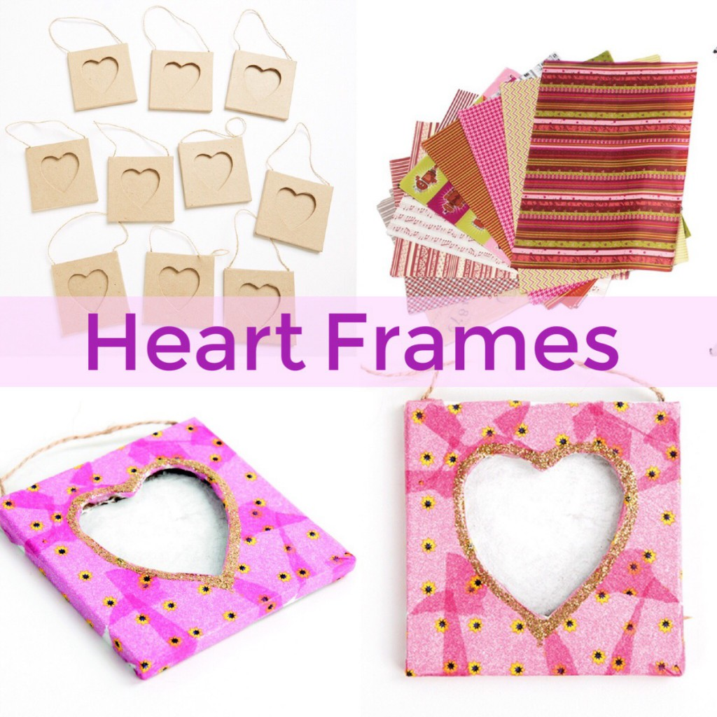 hanging frame craft