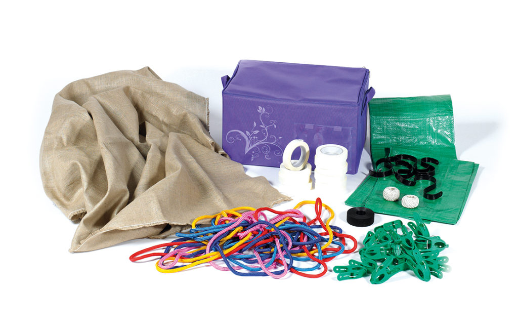 den making grab and go kit