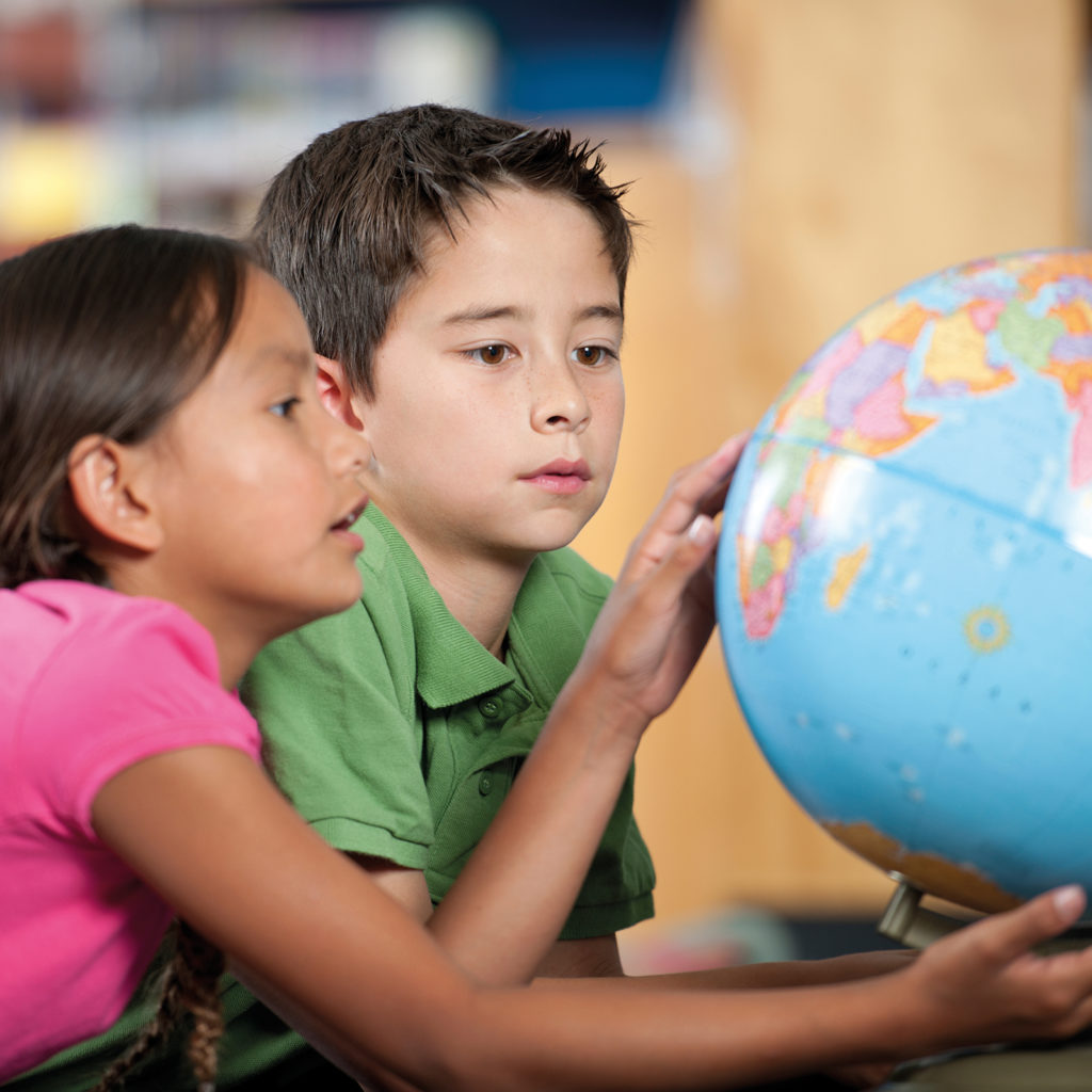 Geography Globes