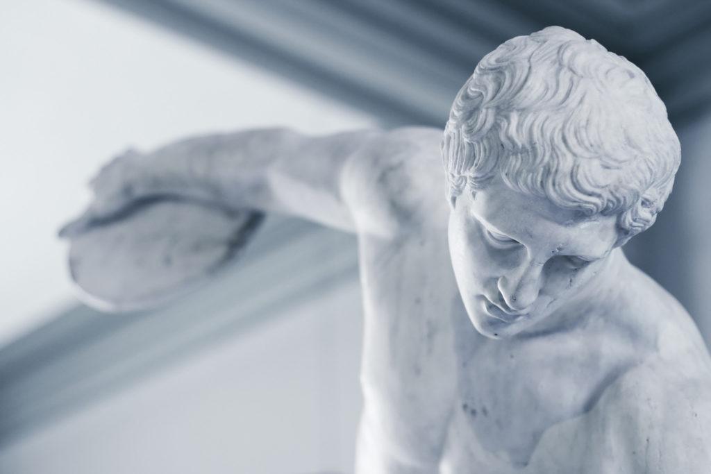 olympics greek history