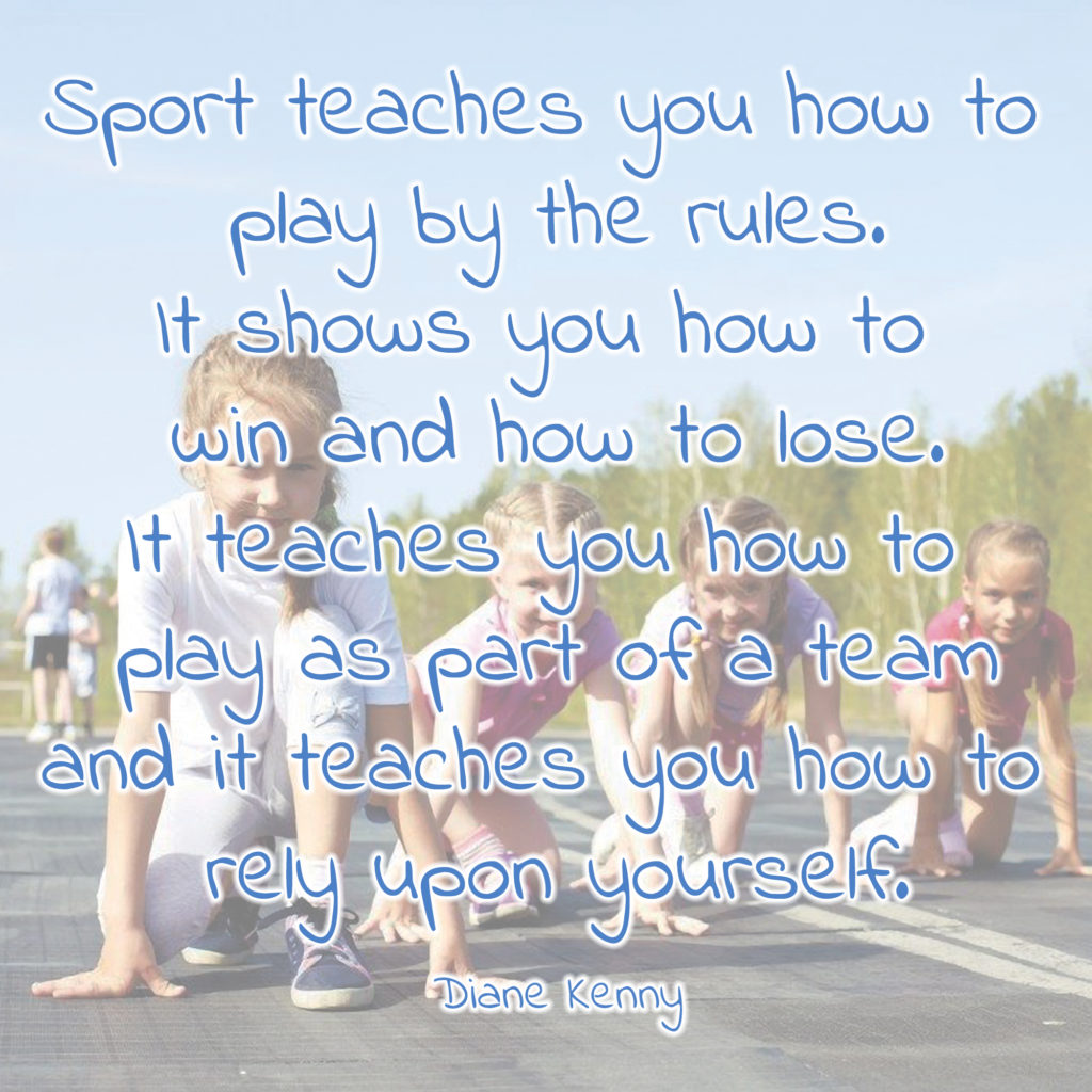 sports day quote