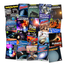 Solar System bookpacks