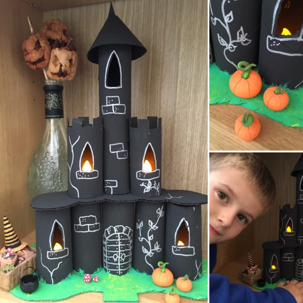 Halloween Castle Craft