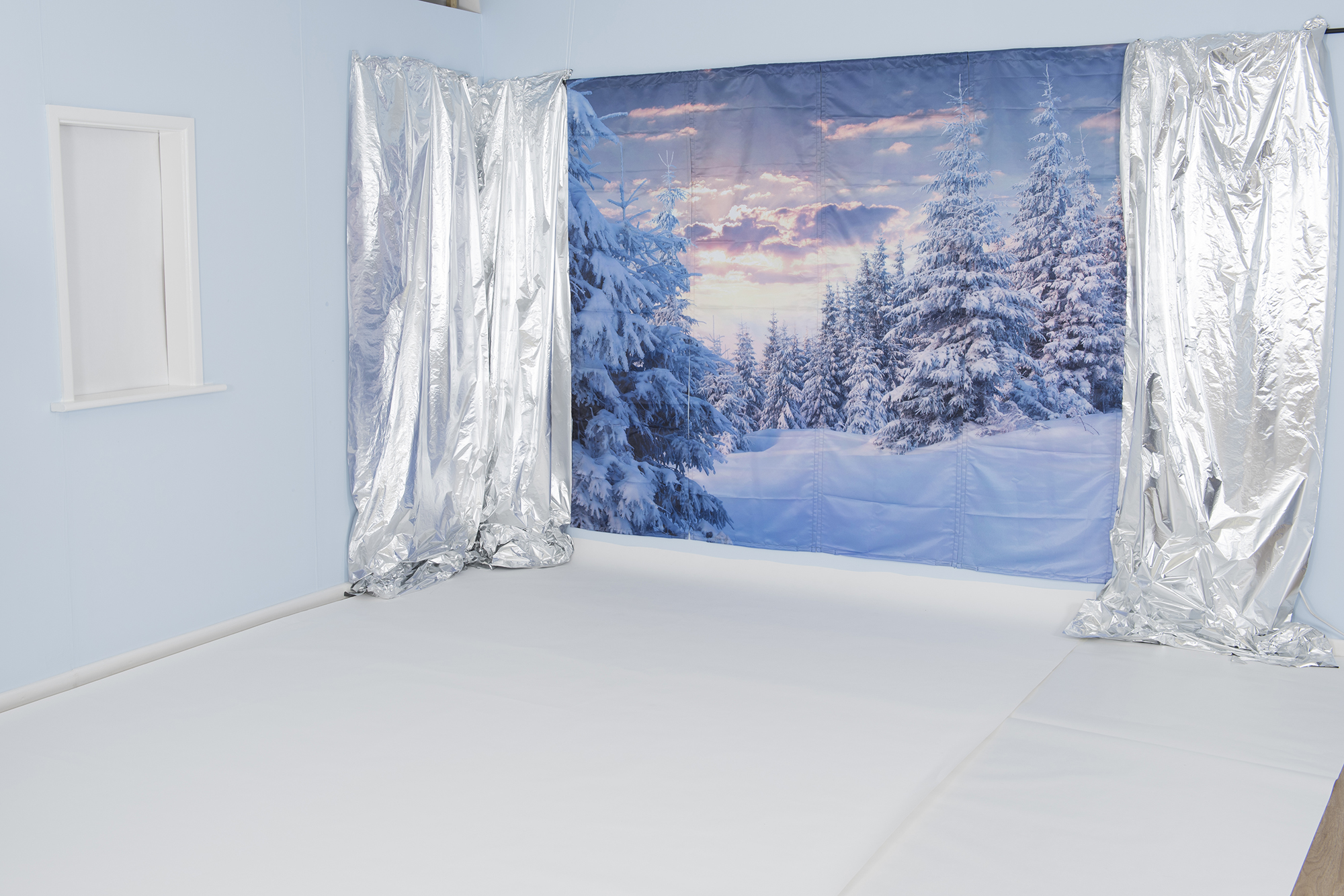 Frozen Immersive environment