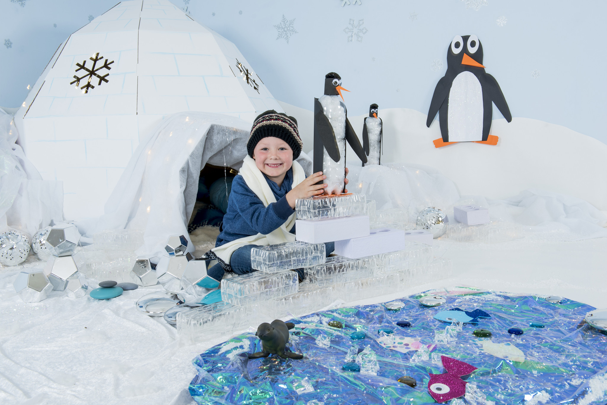 Create An Engaging Antarctic Inspired Learning Environment