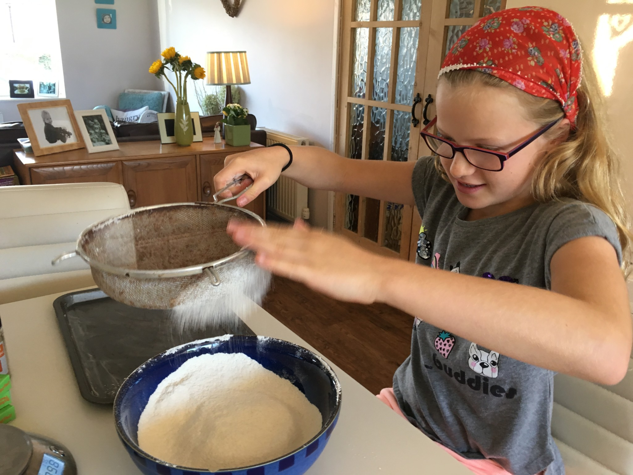 hedgehog harvest baking