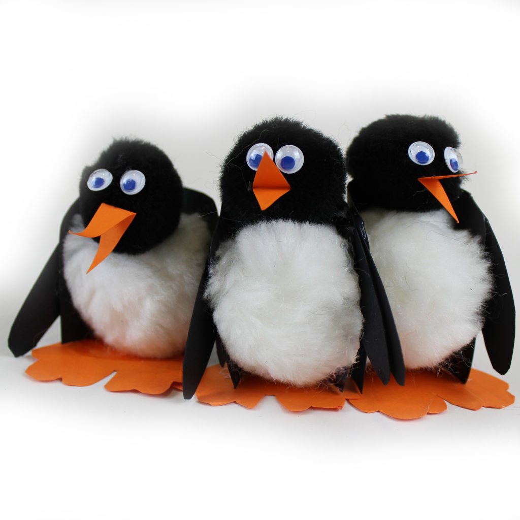 Penguin chicks 1