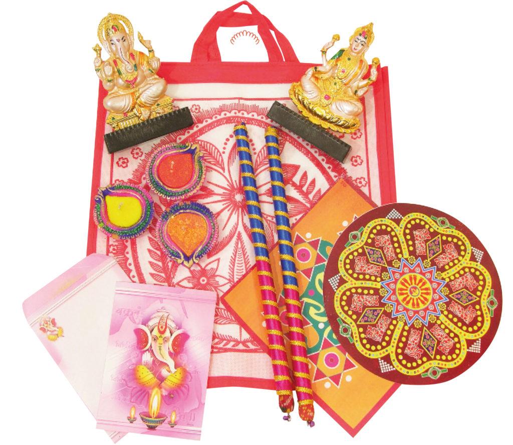 Diwali set