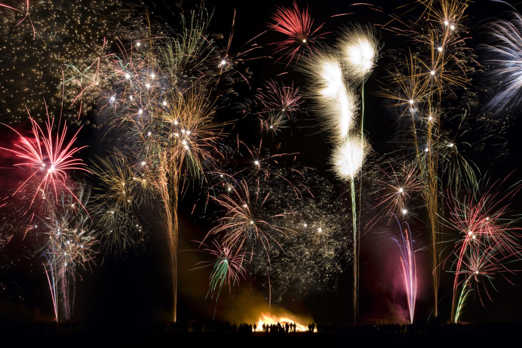 Guy Fawkes for Bonfire Night - gun powder plot