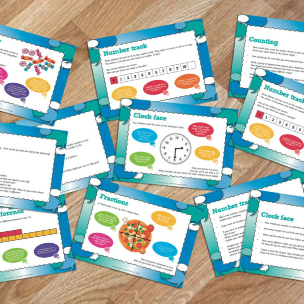 Discuss it maths mats for Maths mastery