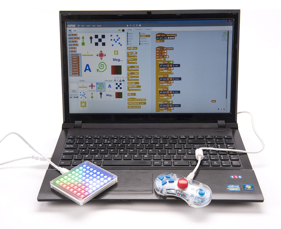 scratch controller for coding and programming with scratch
