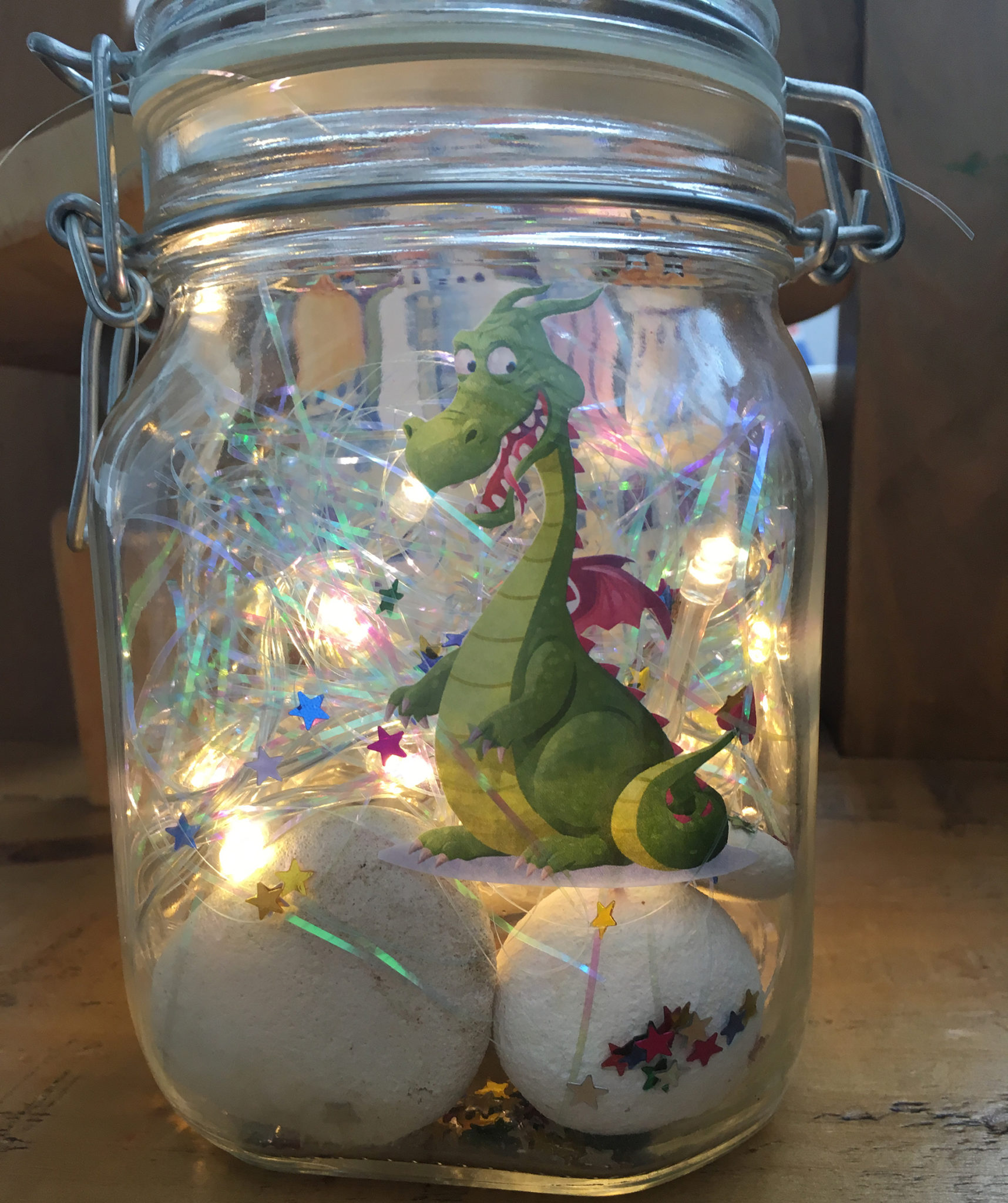 Roald Dahl Inspired Small World Dream Jars Tts Inspiration