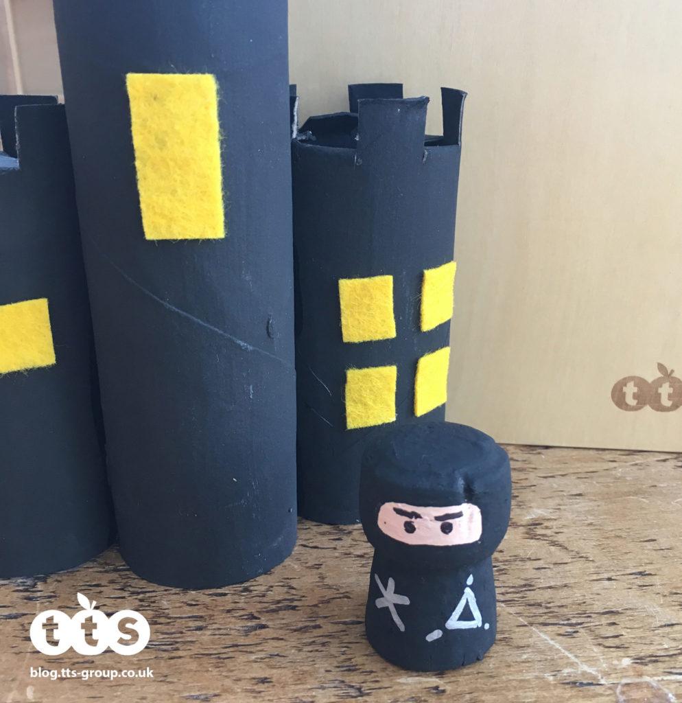 ninja cork character
