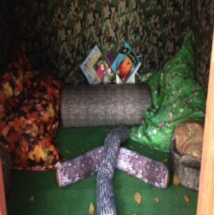 playhouse transformation