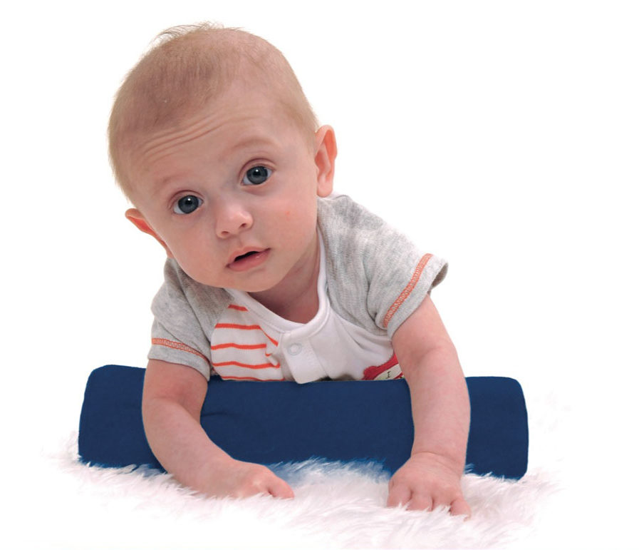 tummy time posture pad