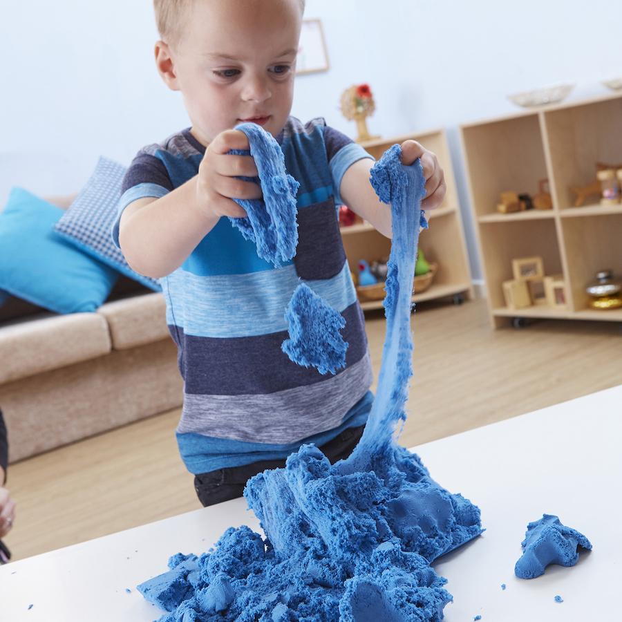 Mouldable Skwooshi Kinetic Sand