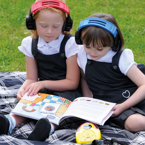 Easi-Ears ICT in early years
