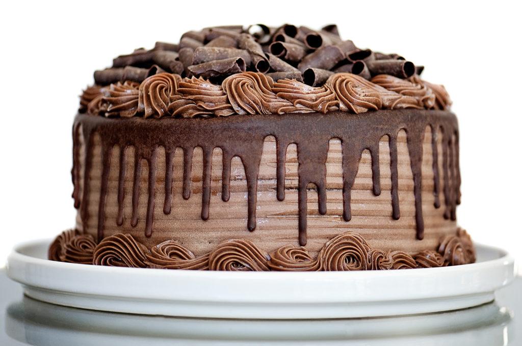 teacher appreciation - Chocolate Cake
