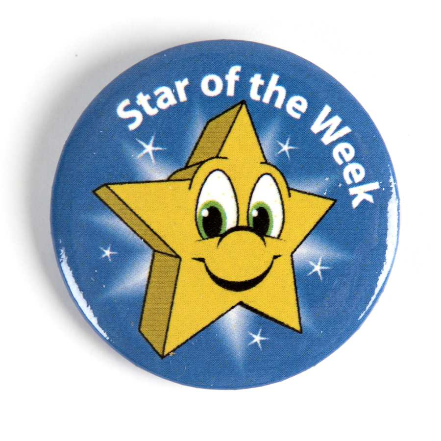 teacher appreciation star of the week