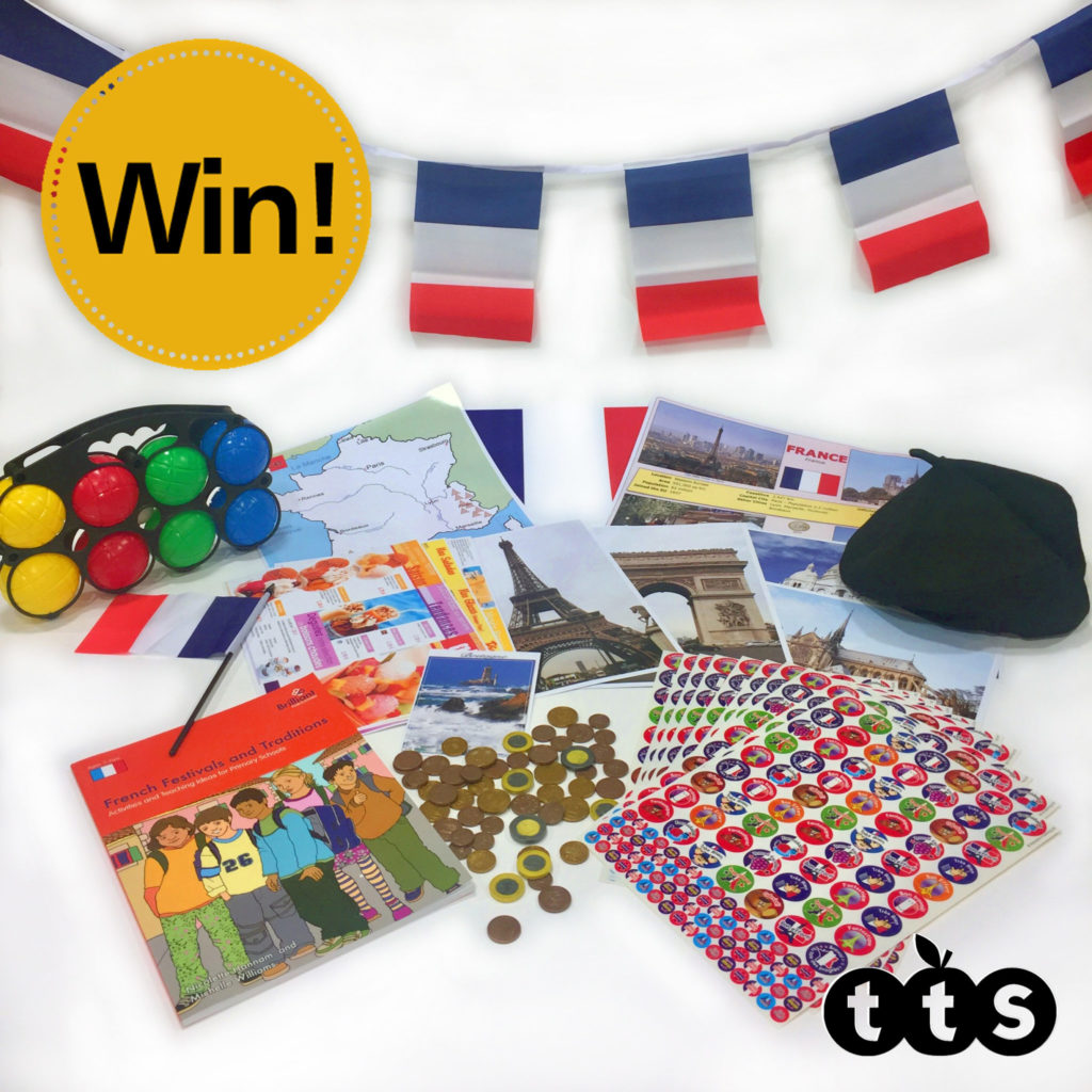 French languages giveaway