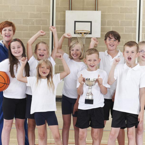 School PE and sport