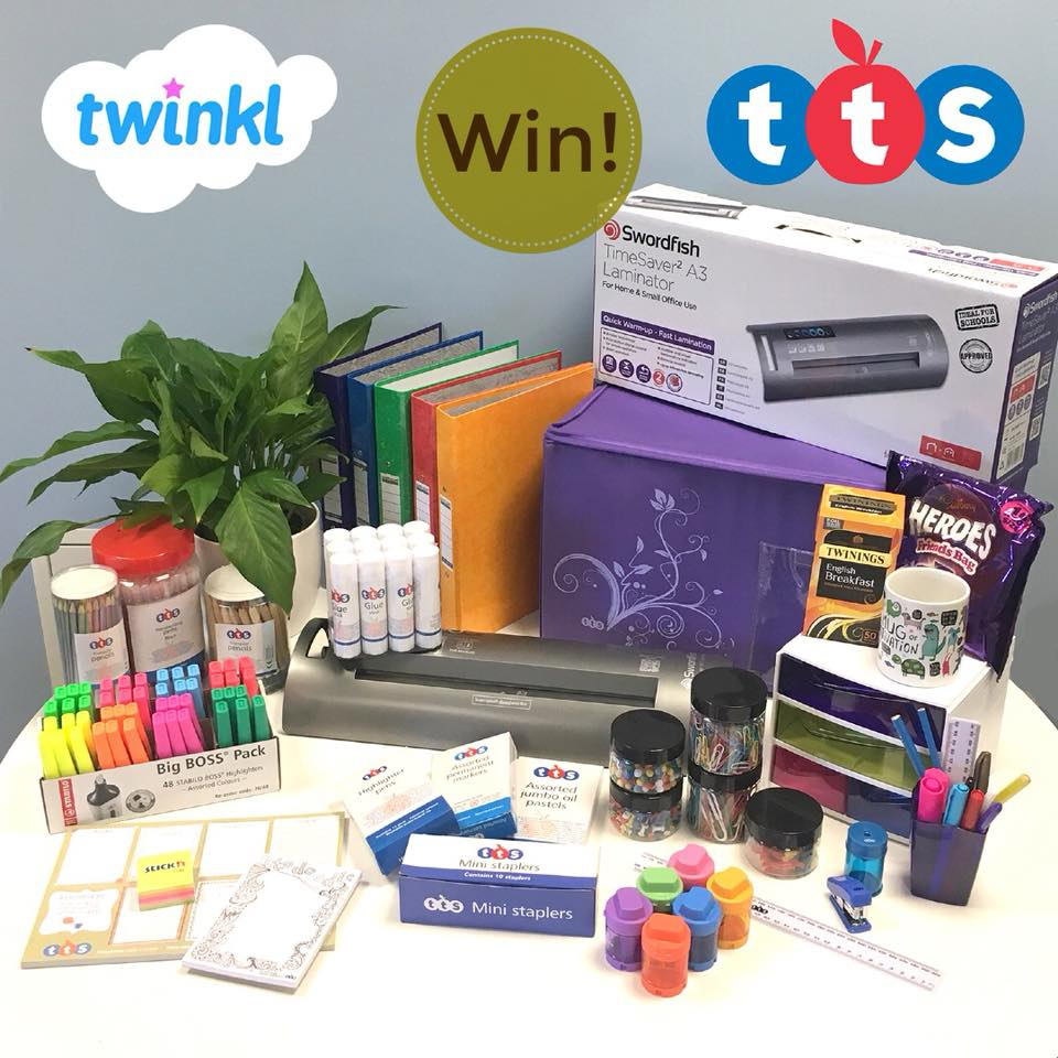 Stationery Week Giveaway
