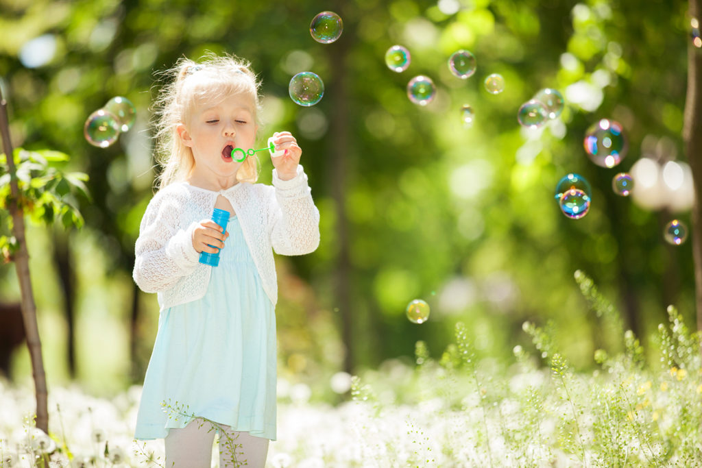 exploring bubbles