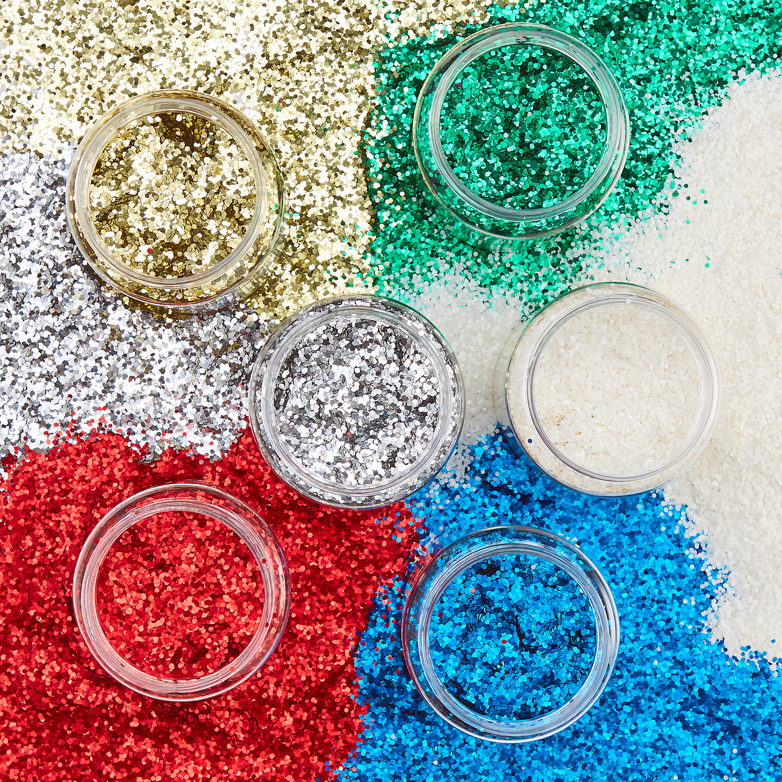 Introducing Biodegradable Glitter