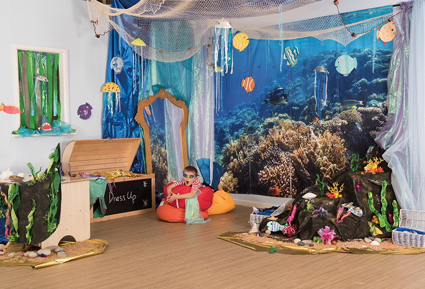 Classroom Display Ideas Under The Sea ~ Top inspirational classroom display ideas