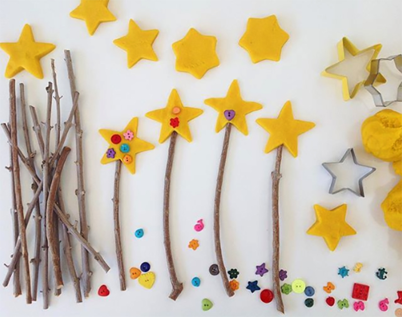 magic wands for Early years children