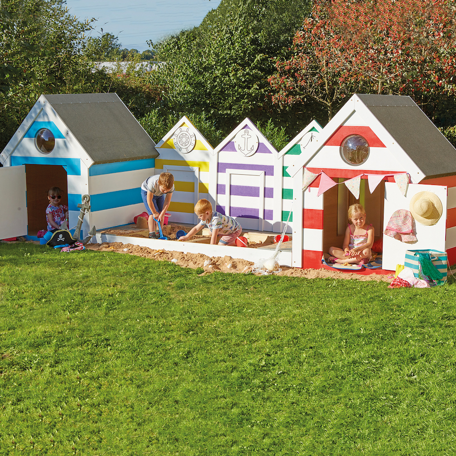 Carpentero Beach Huts Camping: Staying In The Shade This Summer