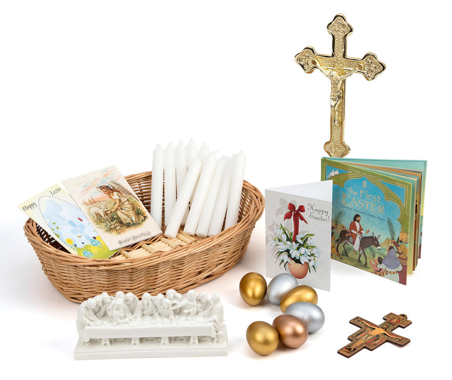 Easter Artefacts