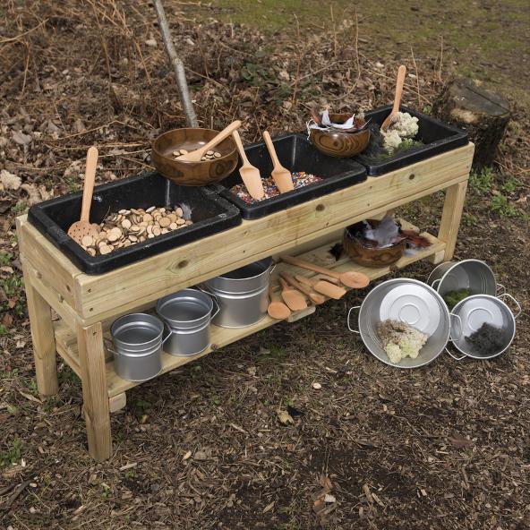 Mud Kitchen Ideas Eyfs Shreenad Home