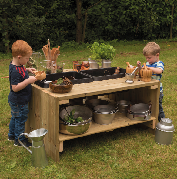 Mud Kitchens Top Tips And Ideas