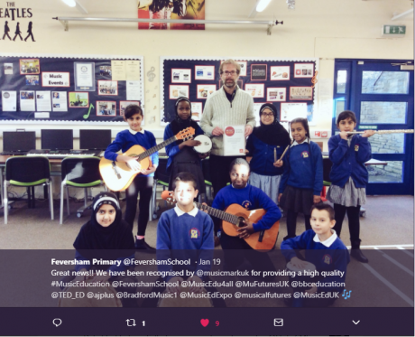 Is learning music in schools as important as maths?