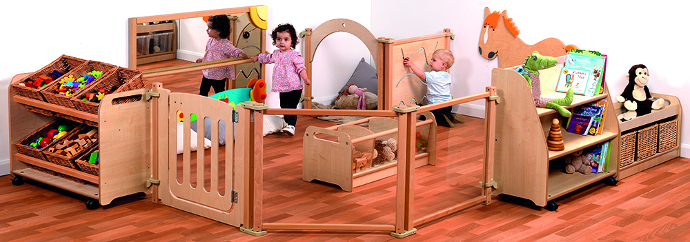 Playscapes Baby Enclosure Zone