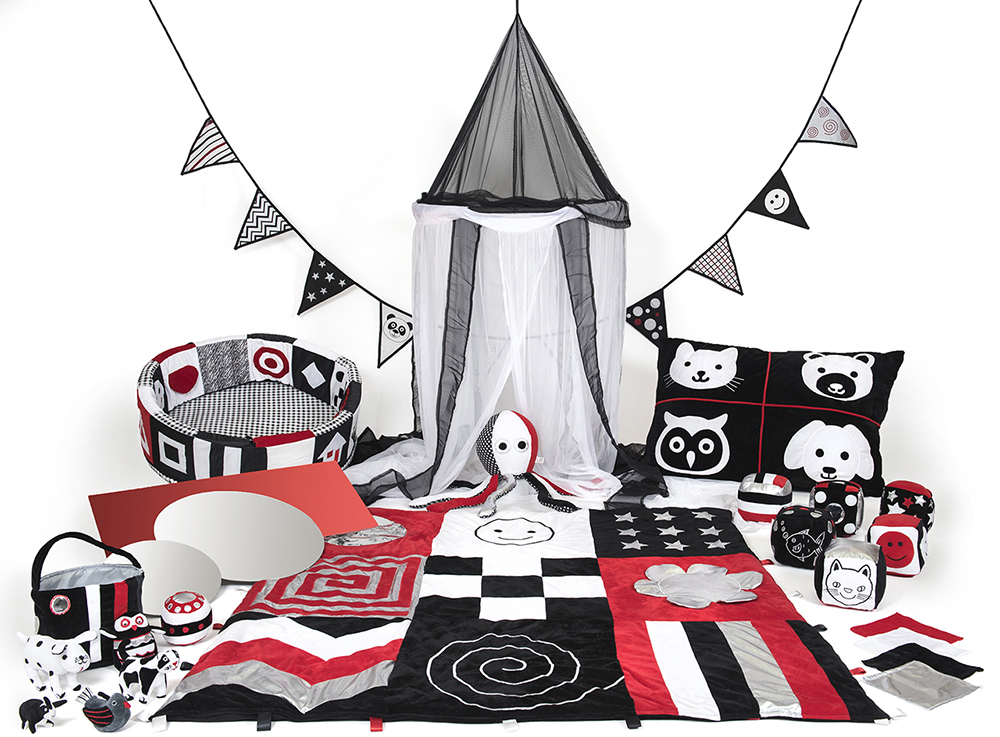 Inspiring Early Years environments - Black & White Zone