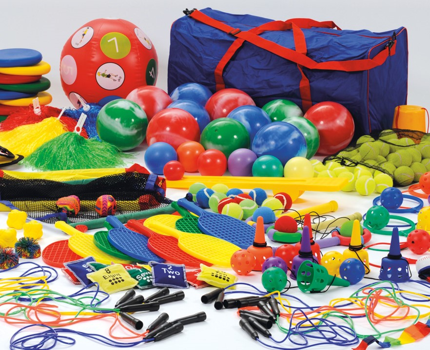 Playground Equipment Kit