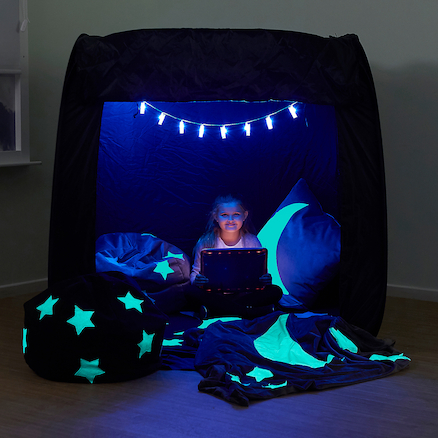 Pop up sensory space for SEND