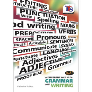 A Different Way with Grammar and Writing, teacher's guide book.